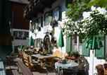 Hôtel Bad Ischl - Platzhirsch zur alten Wagnerei-1