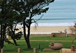 Location vacances Perros Guirec - House 6 personnes Maison Vue Sur Mer à 70m de la plage de Trestraou à Perros-Guirec.-1