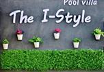 Location vacances Ban Chang - The I-style pool villa-4