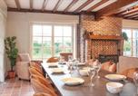 Location vacances Nieuwvliet - Four-Bedroom Holiday Home in Groede-4