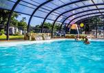 Camping avec Quartiers VIP / Premium Lannion - Flower Camping de Mesqueau-1