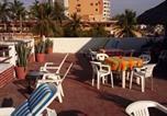 Hôtel Mazatlán - Mariana Beach Hotel-4