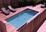 Location vacances Fish Hoek - Clovelly Lodge Guest Apartments-1