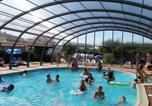 Camping avec Piscine couverte / chauffée Sanchey - Camping Clos de la Chaume - Camping French Time-2
