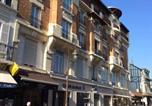 Location vacances Deauville - Studio Deauville Hyper Centre-3