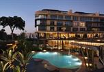 Hôtel Johannesburg - The Houghton Hotel, Spa, Wellness & Golf-1