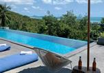Location vacances Taling Ngam - Sky Villa Seren with free car-2