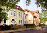 Hôtel Bad Schmiedeberg - Parkhotel Pretzsch