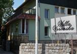 Location vacances Lądek-Zdrój - Villa Veronika-3