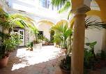 Location vacances Tarifa - El patio de mi casa-1