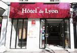 Hôtel Drôme - Hôtel de Lyon-1