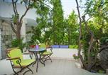 Location vacances Podgora - Villa Mandarina App no.2-4