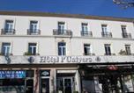 Hôtel Crillon-le-Brave - Hotel Univers-1