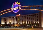 Hôtel Paducah - Harrah's Metropolis Hotel & Casino-2