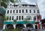 Hôtel Kuala Lumpur - Hotel Al Amin-1