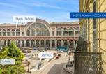Hôtel Le musée Egyptien - Hotel Roma e Rocca Cavour-2