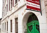 Hôtel Bad Kösen - Sl'otel - Das Stadthotel-3
