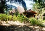 Location vacances  Sénégal - Holiday home Cap Skirring centre-3