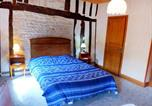 Location vacances Le Mesnil-Durand - Holiday home Les Trois Ramage-4