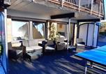 Location vacances Gummersbach - Ferienhaus 'Dem Himmel so nah' mit 5 Schlafzimmern und 2,5 Badezimmern-4