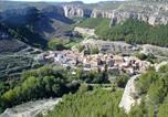 Location vacances Rillo de Gallo - Apartamento Rural La Cascada de Calmarza-4