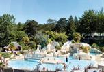 Camping avec Parc aquatique / toboggans Ille-et-Vilaine - Camping Les Ormes, Domaine et Resort -1