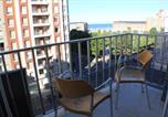 Location vacances Mar del Plata - Departamento Ficha 17-4