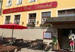 Hôtel Creglingen - Landgasthof-Hotel Lichterhof-2