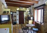 Location vacances Javea - Charming Studio Apartment with A/C in Medieval Village-3