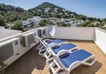 Location vacances Dénia - Three-Bedroom Holiday Home in Predreguer-3
