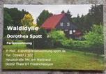 Location vacances Friedrichsbrunn - Waldidylle-1