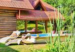 Location vacances Moravske Toplice - Holiday Home Koča na samem-1