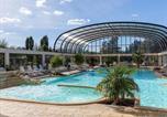 Camping avec Parc aquatique / toboggans Aisne - Homair - La Croix du Vieux Pont-1