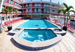 Hôtel North Wildwood - Matador Oceanfront Resort-3