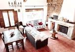 Location vacances Los Santos de Maimona - Villa with 3 bedrooms in Monesterio with wonderful mountain view private pool enclosed garden-4