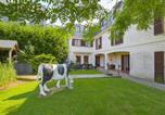 Hôtel Marais-Vernier - Hôtel & Spa Le Petit Castel Beuzeville-Honfleur-3