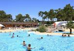 Camping avec Piscine couverte / chauffée Carcans - Camping Medoc Plage -2