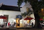 Hôtel Afrique du Sud - The Stellenbosch Hotel-2