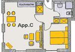 Location vacances Göhren - 2-Raum-Appartement mit Balkon und 300 Meter zum Strand-4