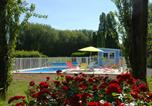 Camping avec WIFI Angers - Camping Les Tournesols-2