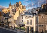 Hôtel Mosnes - Hotel Bellevue-4