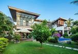 Location vacances Sanya - Yalong Bay Long Xi Yue Shu Villa Apartment-1