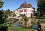 Hôtel Druyes-les-Belles-Fontaines - Domaine de Beauvoir-1