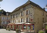Hôtel La Tieule - Hôtel Le Portalou-2