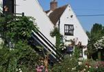 Hôtel Newmarket - Chequer Cottage-4