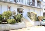 Location vacances La Baule-Escoublac - Apartment Les grebes 2-4