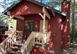 Location vacances Big Bear Lake - Cabin with Fireplace at Cozy Hollow 11-1
