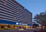 Hôtel Houston - Wyndham Houston Medical Center Hotel and Suites-1