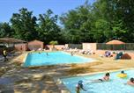 Camping avec Piscine Rochegude - Flower Camping Le Saint Michelet-1
