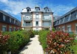 Location vacances Deauville - Holiday Home Villa Morny.2-2